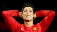 Криштиану Роналду во время матча потерял зрение