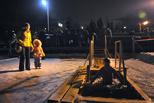 В Крещенскую ночь тамбовчане окунулись в иордани