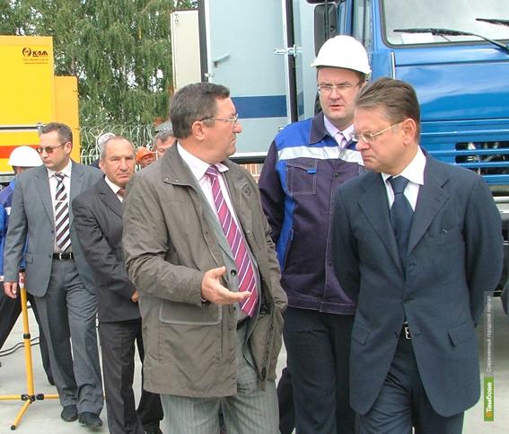 Губернатор Тамбовщины проверил ремонт дворов