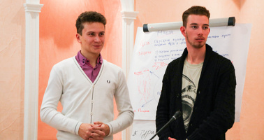 Делегация Тамбовского филиала РАНХиГС приняла участие в практикуме Акселератора социальных инициатив RAISE
