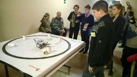 В Тамбове прошли соревнования по робототехнике