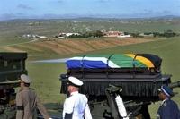 В ЮАР проводили в последний путь Нельсона Манделу