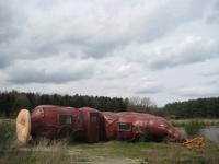 В Бельгии открылся отель, построенный в форме толстой кишки