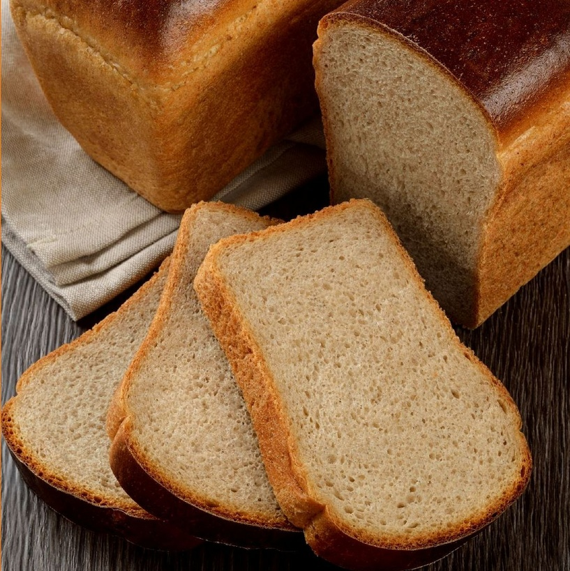 Хлеб «Славянский» - новый сорт социального хлеба