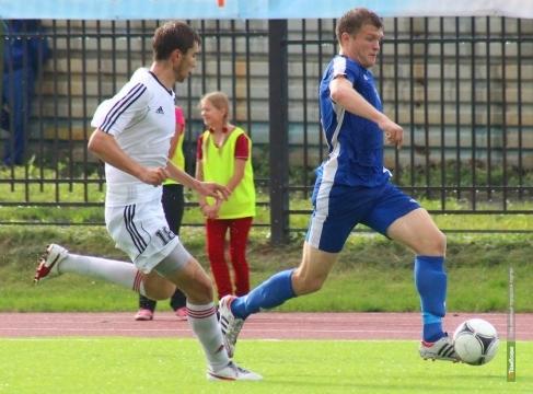 Бывший игрок местного «Спартака» перешел в ФК «Тамбов»