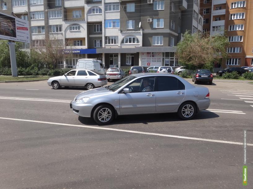 Тамбовчане стали чаще покупать себе авто