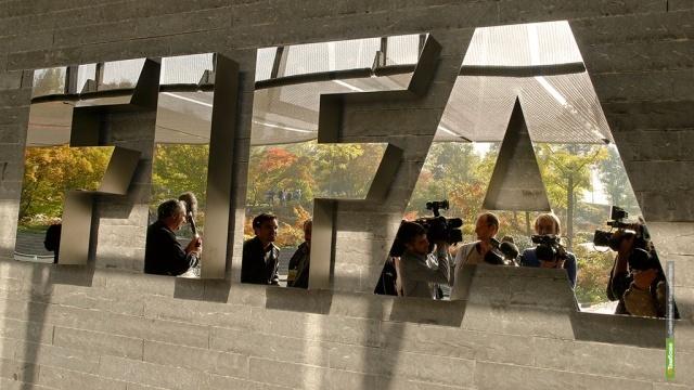 FIFA не станет лишать Россию права выступать на ЧМ-2014