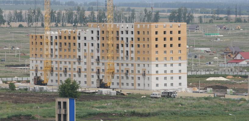 Власти намерены свернуть проект «Новый Тамбов»