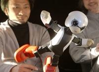 Японский робот впервые пообщался с космонавтом на МКС
