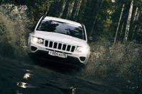 Jeep Compass: верной дорогой