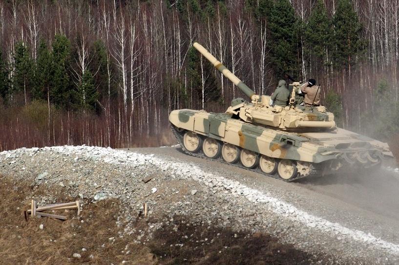 Россия увеличит расходы на оборону и безопасность