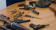 Полицейские продолжают забирать у тамбовчан незарегистрированное оружие