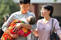 Китайским семьям разрешили иметь двух детей