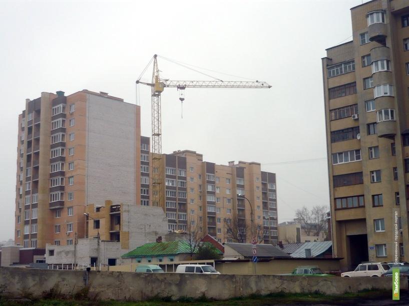 Большие налоги тормозят строительство на Тамбовщине