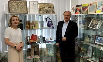 О столице вязания теперь знают в Австралии: в местном музее появились экспонаты из Рассказово