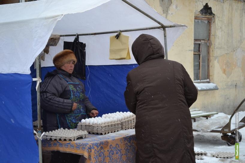 В Тамбове дорожают мясо и яйца