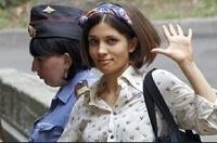 Осужденная участница Pussy Riot не поедет в тагильскую колонию