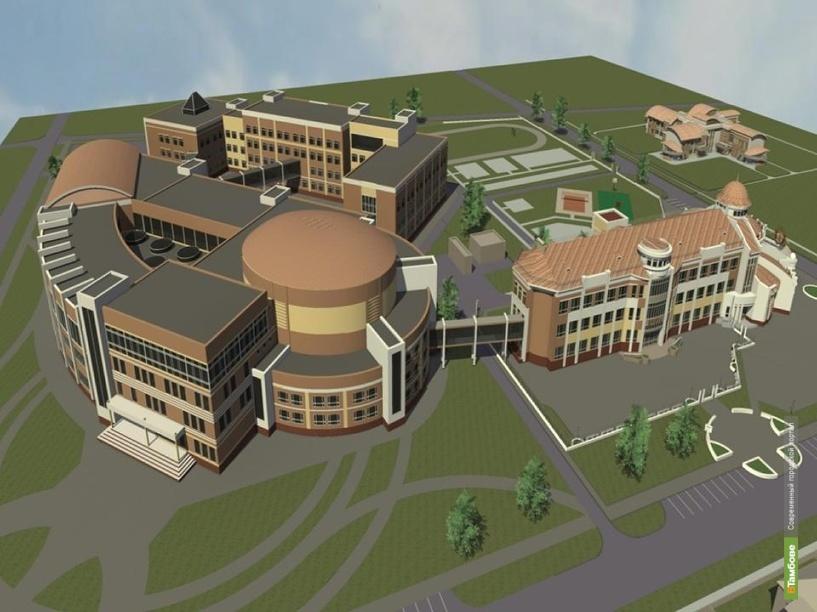 Финансирование школы «Сколково-Тамбов» может начаться уже в 2013 году