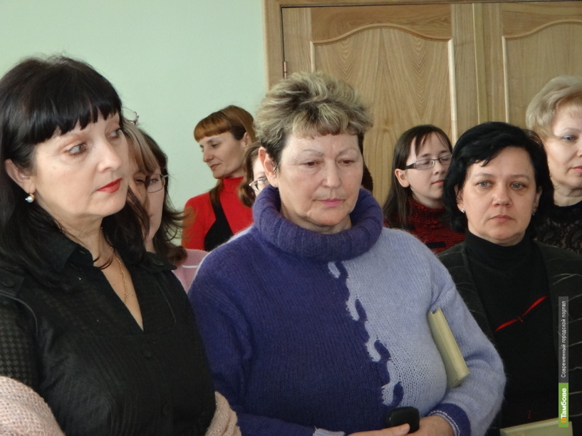 Тамбовским педагогам устроили мастер-классы