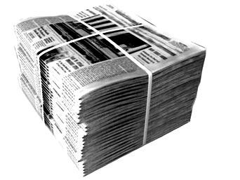 Газетная публикация стала поводом для полицейской проверки