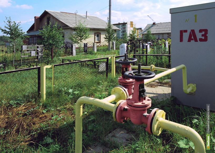 """""""Газпром"""" даст Тамбовщине 13 миллиардов рублей на газификацию"""
