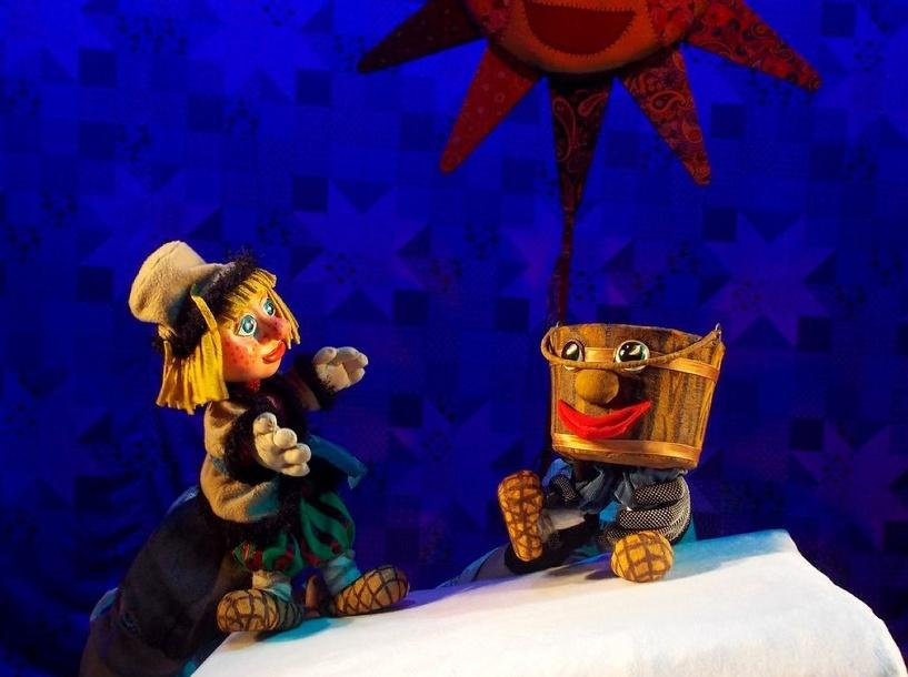 Тамбовские кукольники побывали на гастролях в Калининграде