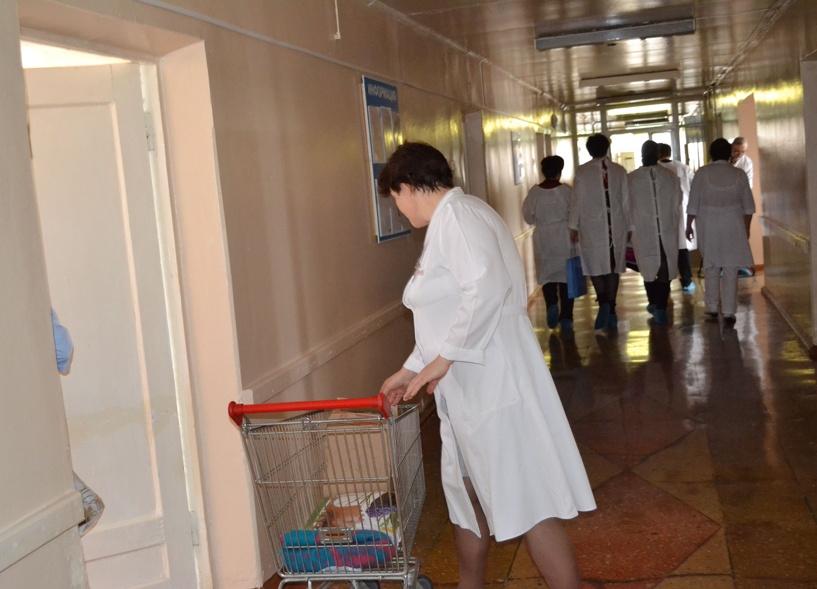 В Мучкапе умер трехмесячный младенец