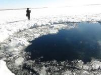 Водолазы: найти метеорит на дне Чебаркуля невозможно