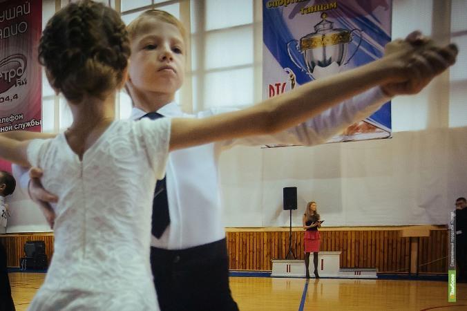 В Тамбове состоялся турнир по спортивным бальным танцам