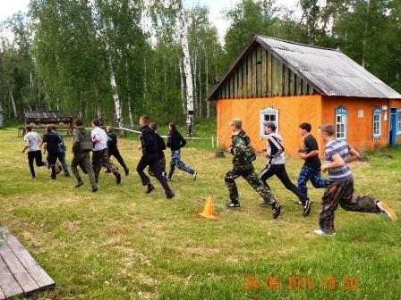 Тамбовские десятиклассники стреляли из боевого оружия
