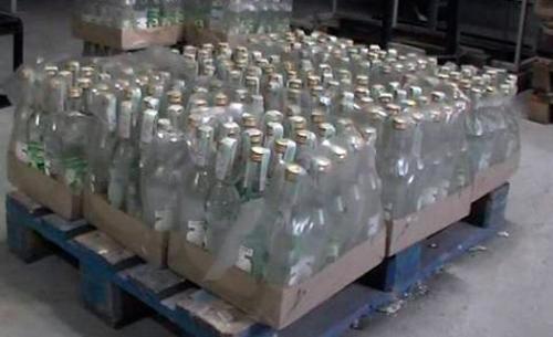 Тамбовчанка организовала подпольный алкомаркет в своём доме