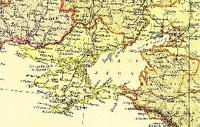National Geographic и «Яндекс» перерисуют карты из-за Крыма