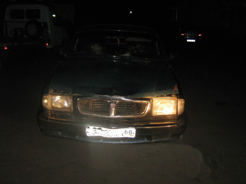 Жительница Сосновского района угодила под колеса «Волги»