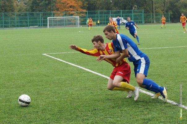 «Академию футбола» в Туле «забросали» мячами
