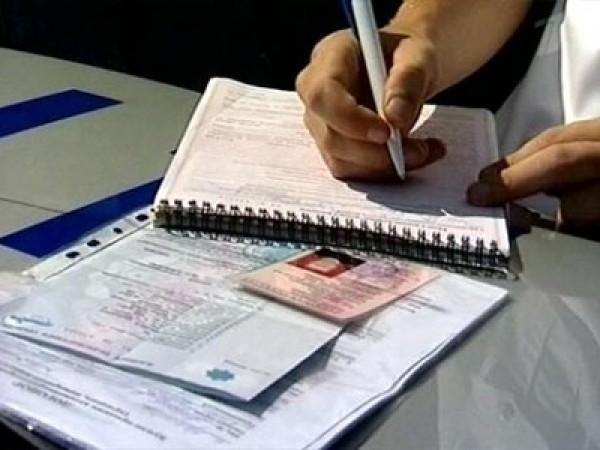 Тамбовского лихача арестовали за уклонение от уплаты штрафов ГИБДД