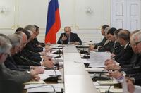 Путинcкие министры переезжают в Кремль
