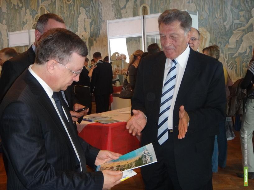 Представители Германии и России обсудят в Тамбове проблемы бизнеса