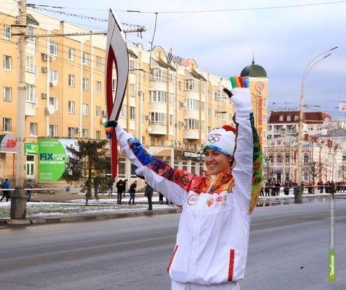 Тамбовчане будут поддерживать участников Олимпиады массовыми стартами