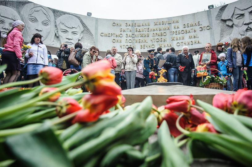 Губернатор призывает горожан поучаствовать в подготовке к празднованию 70-летия Победы