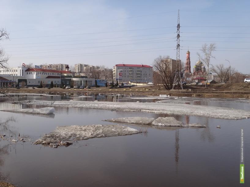 1,3 миллиарда рублей помогут уберечь Тамбовщину от потопа