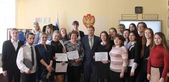 Студенты Тамбовского филиала РАНХиГС вышли в финал деловой игры «СтудСуд»