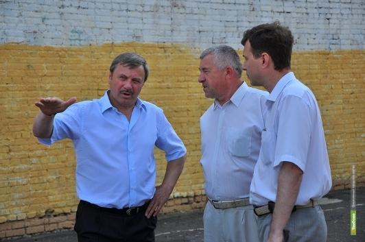 """Бобров пообещал удвоить зарплату работникам """"Тамбовгортсранса"""""""