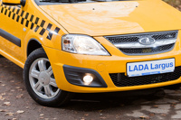 Тест Lada Largus Taxi: «…дарогу пакажищь?»