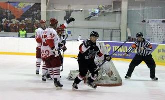 ХК «Тамбов» одержал вторую победу над лидером Высшей лиги