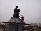 В Тамбове установили памятник Вернадскому