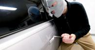 В Знаменском районе поймали мужчину, подозреваемого в угоне автомобиля