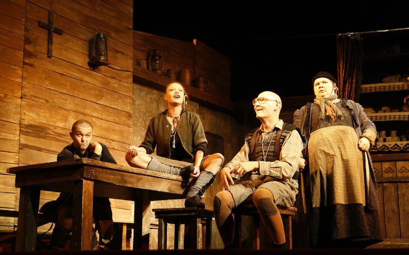В тамбовском драмтеатре покажут «Человека с острова И…»