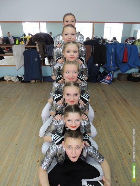 Финалисты «Танцуй, Тамбов»: «Тамбовчата» о своей любви к выездным выступлениям