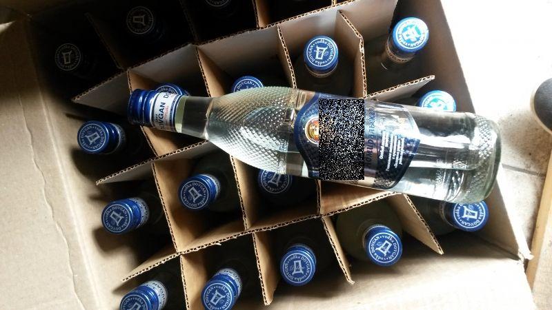 Полиция пресекла подпольный бизнес по реализации контрафактного спиртного