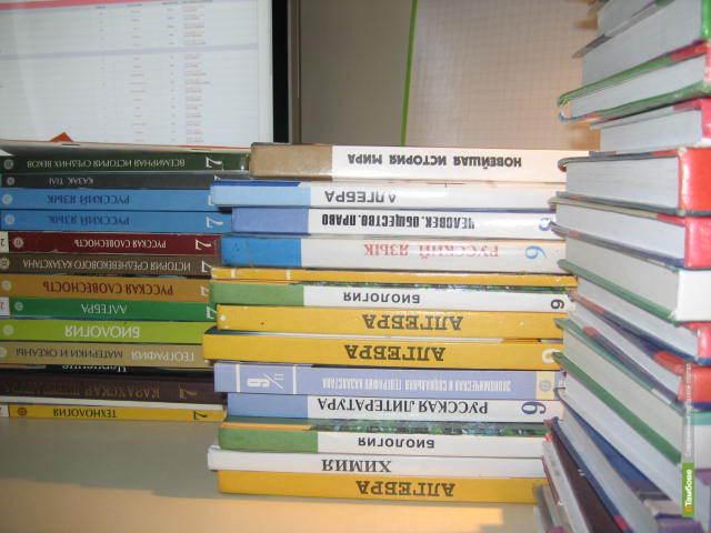 В тамбовские школы закупят книг на миллионы рублей
